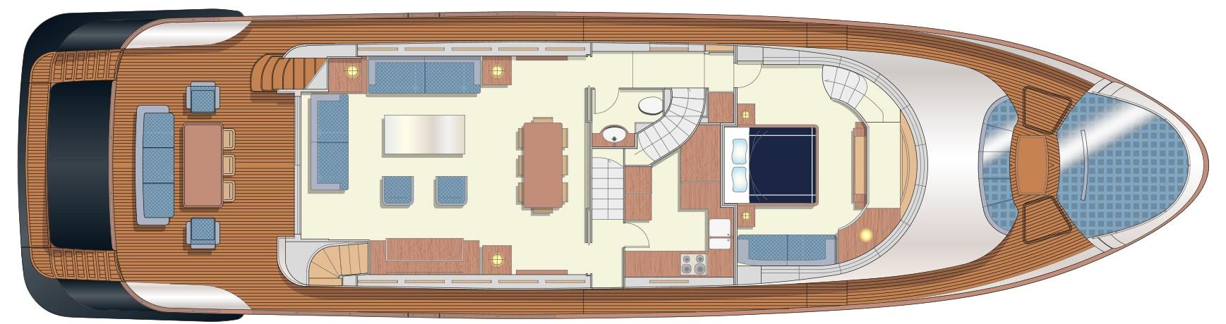 Main deck Filippetti N26