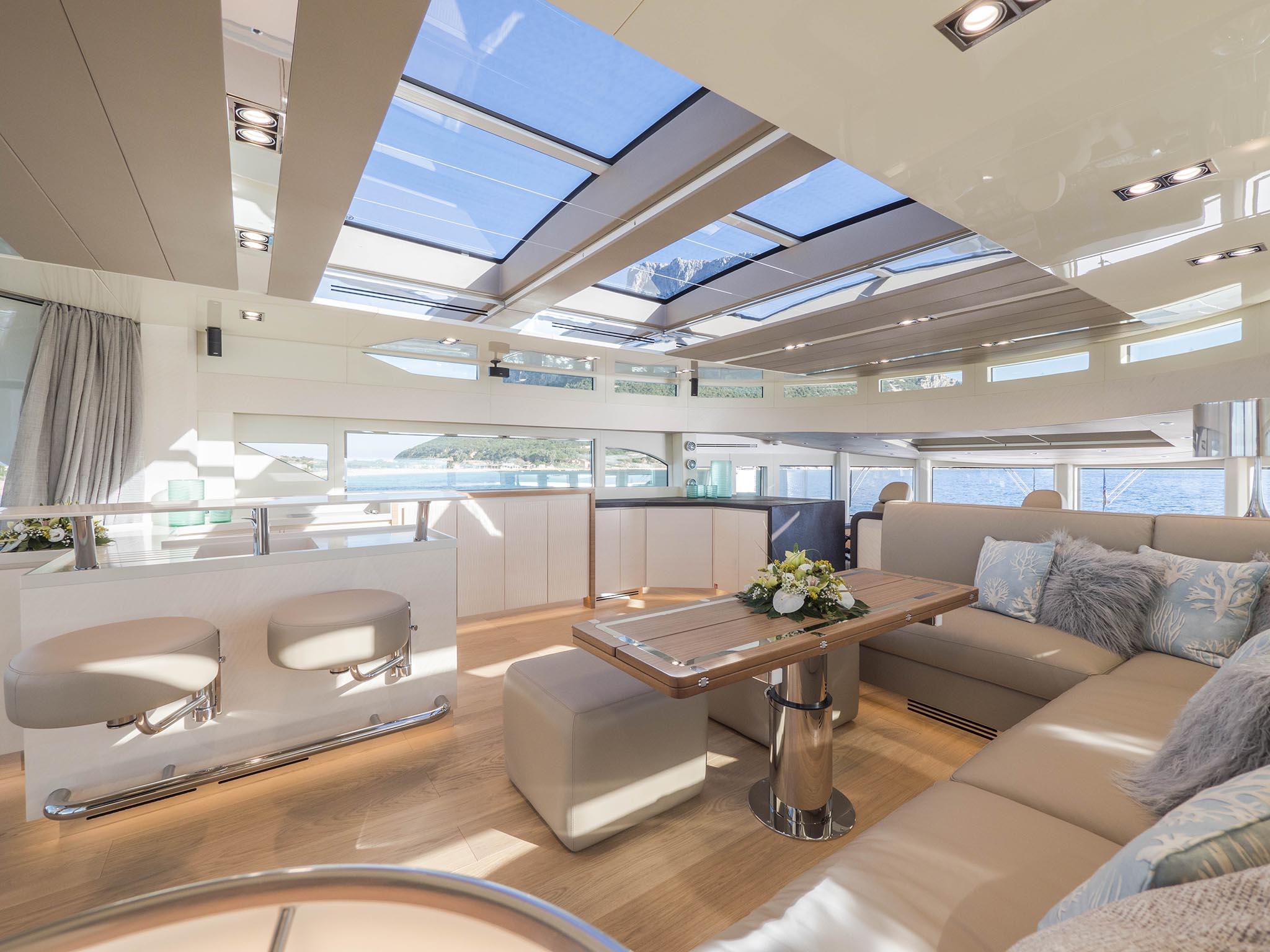26 meters navetta italian design yacht