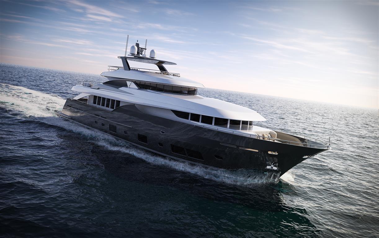 Fully customized yacht N35