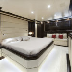 VIP cabin Customizabile Layout Navetta