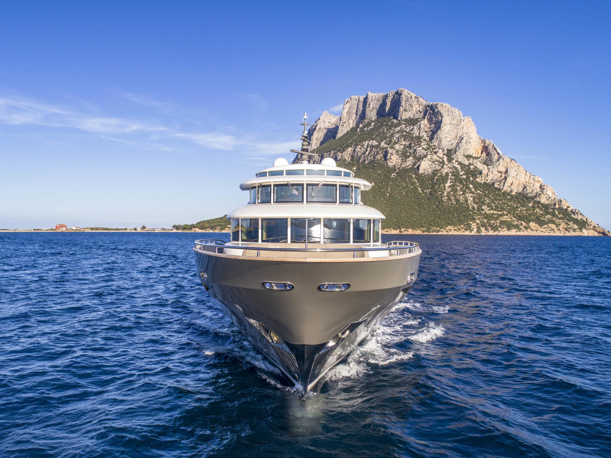 Customizable Yacht_Navetta 26