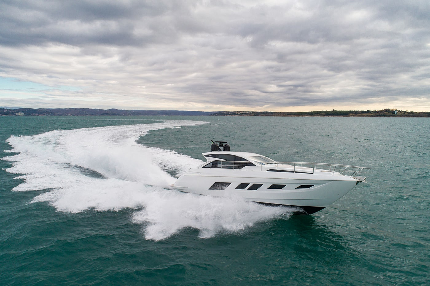 Sport Yacht S55 feet - Luxury Speed Boats for sale