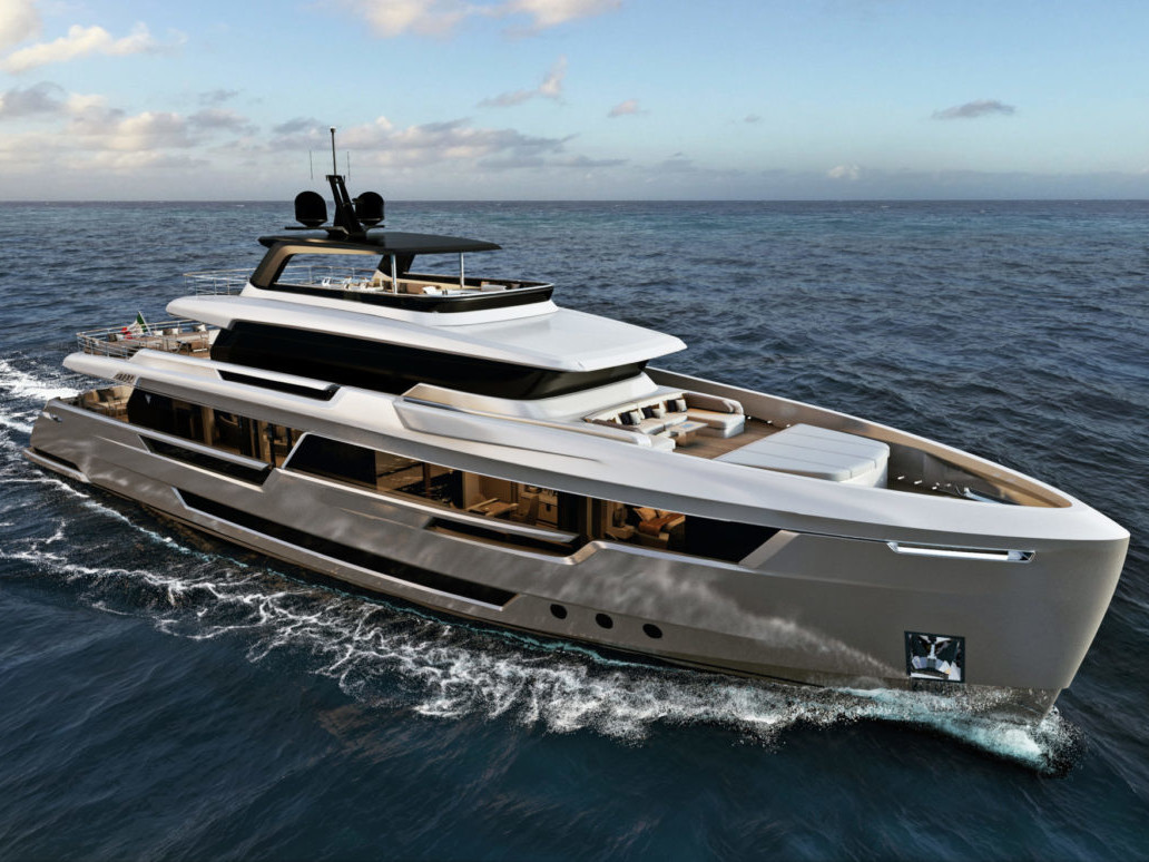 Explorer Yacht 36 meters