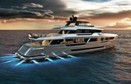 Explorer Yacht 36 meters