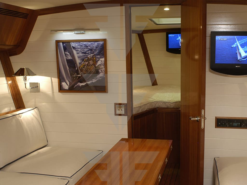 Yacht di lusso 42 piedi