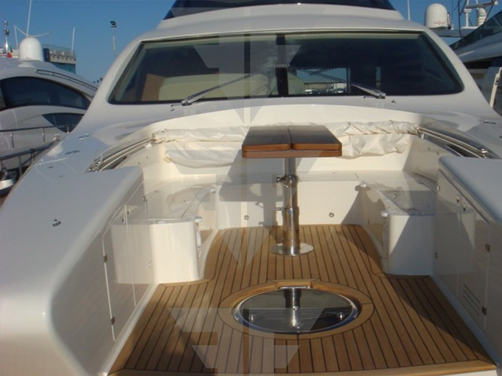 Exterior - Luxury Yacht for Sale