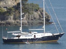 Exterior Yacht Usato Vela Codecasa