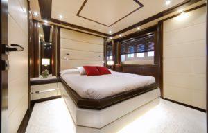 Navetta 30 Yacht Guest Cabin