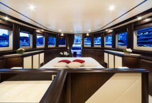 Imbarcazioni personalizzabili negli interni