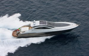 Luxury Yacht Open S75