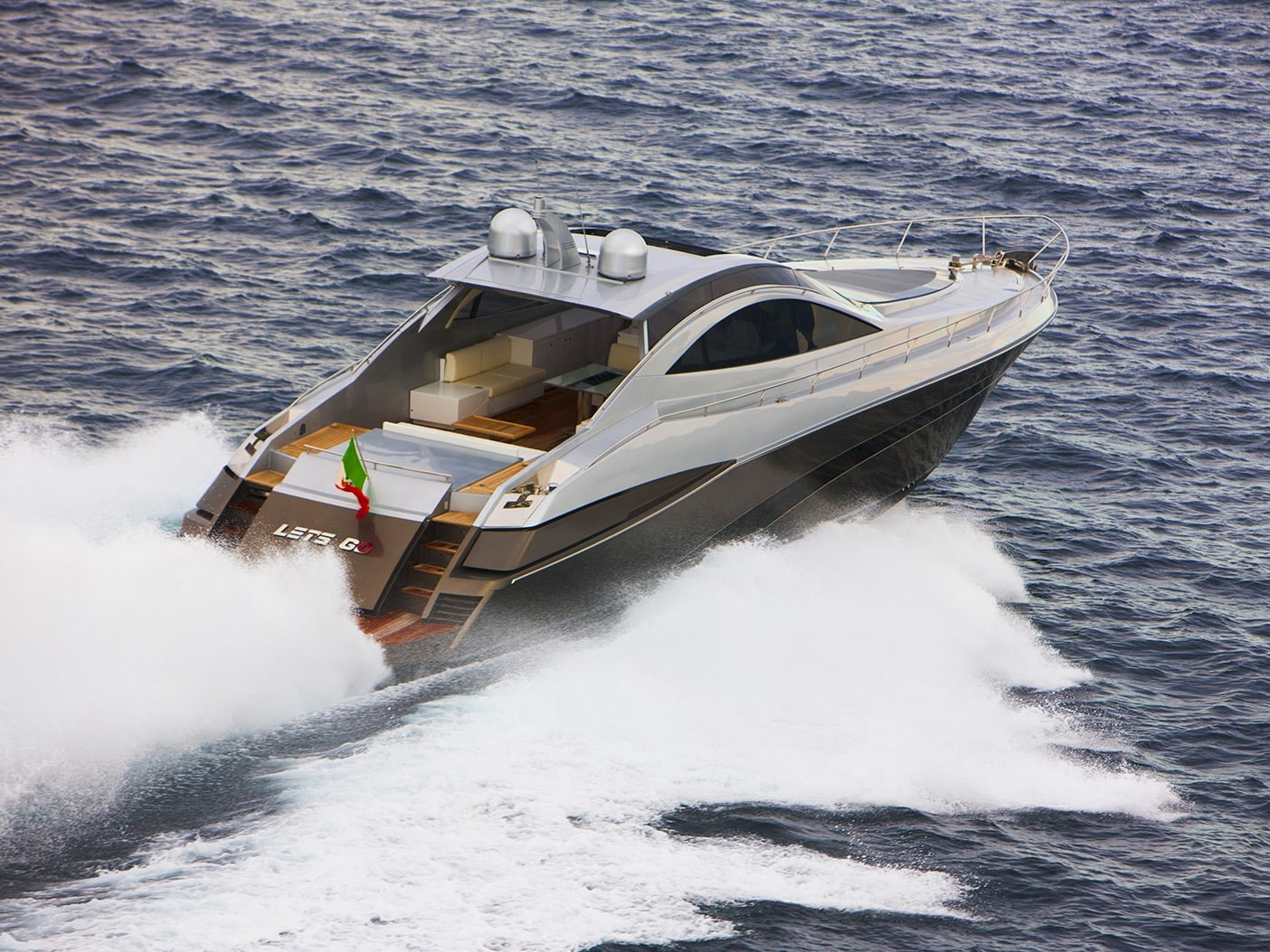 Yacht Sportivo Made In italy S75