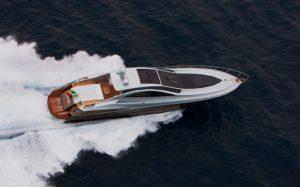 23 metri imbarcazione sportiva