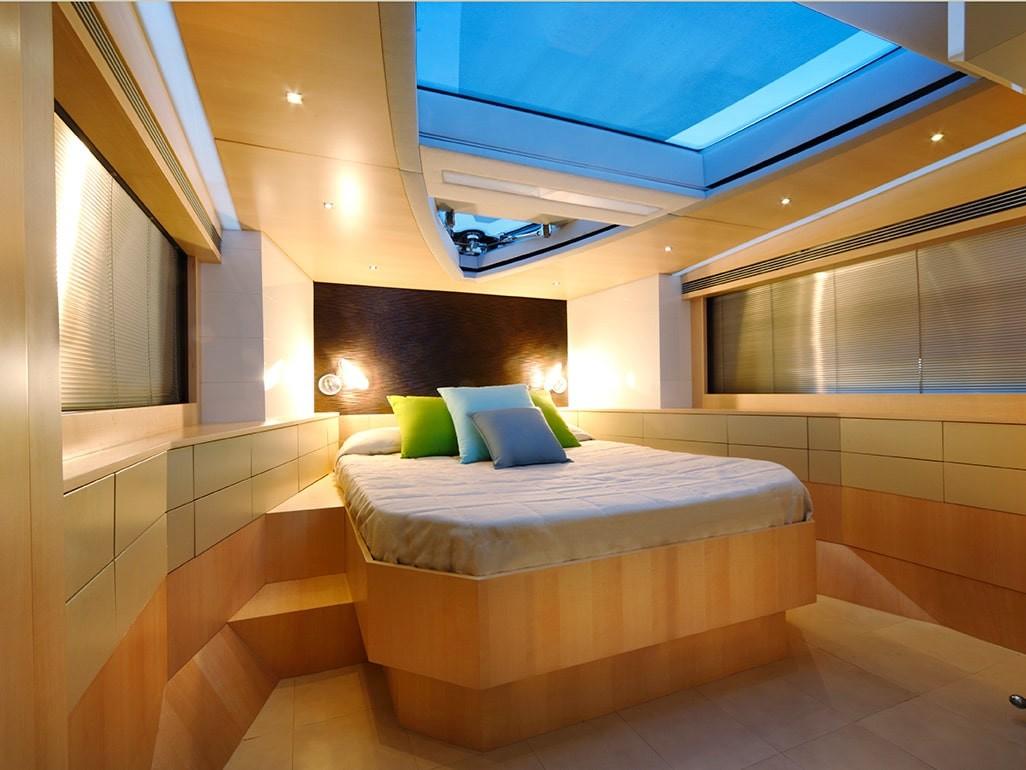Luxury Yacht Open S75