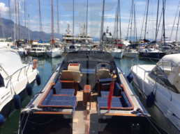 Open yacht for sale Camper & Nicholsons