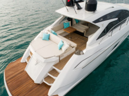 15 metri yacht open made in Italy