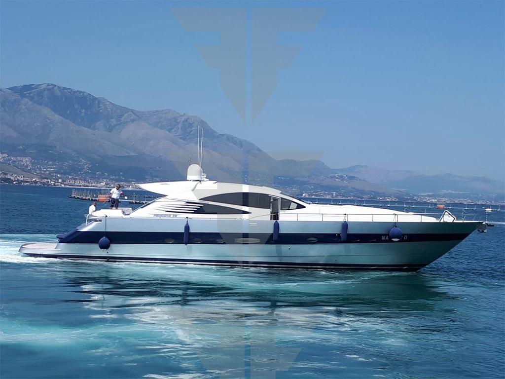 Barche di seconda mano Pershing