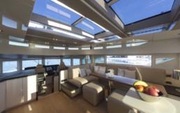Mega Yacht di Lusso Navetta 26 metri dallo stile italiano