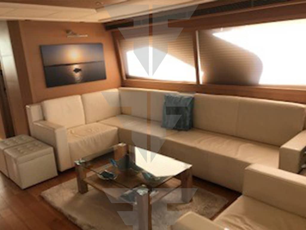 Master Cabin - Flybridge Yacht for Sale