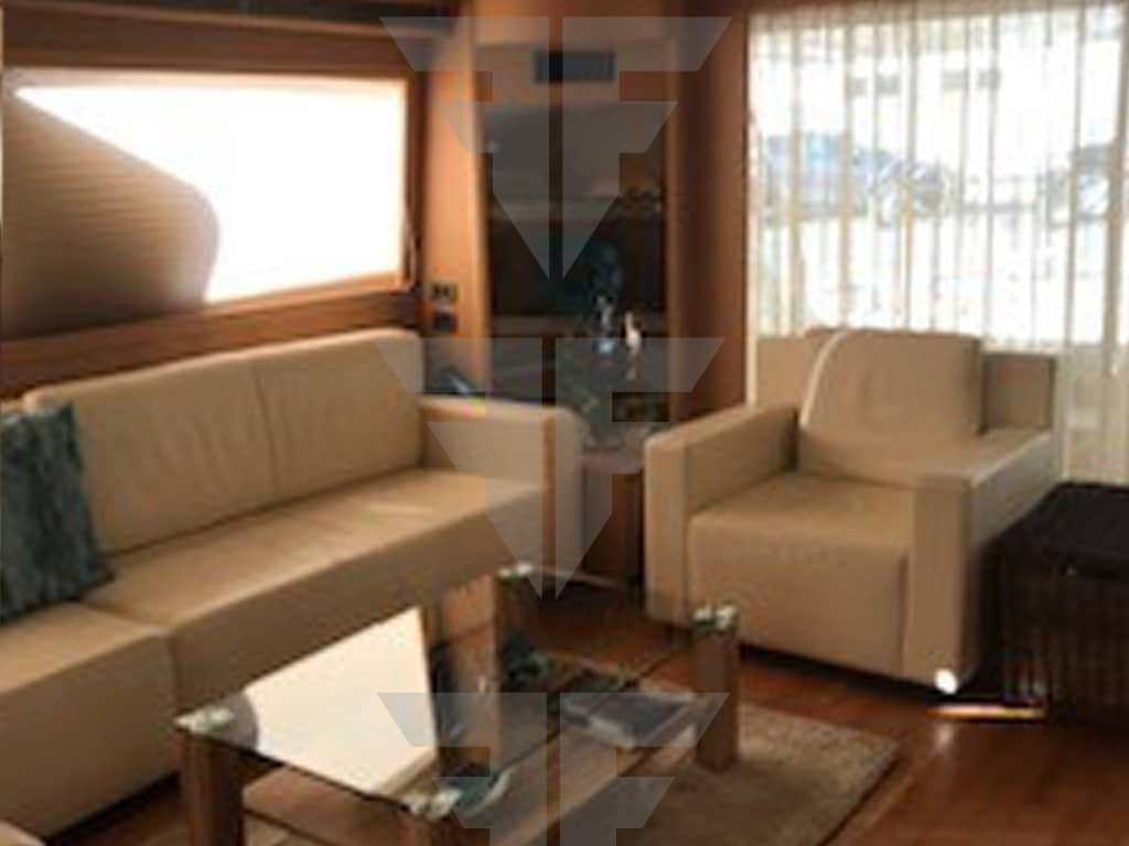 Master Salon - Yacht for sale 24 meters