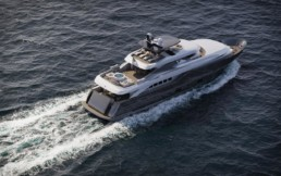 Luxury Customized Motor Yacht