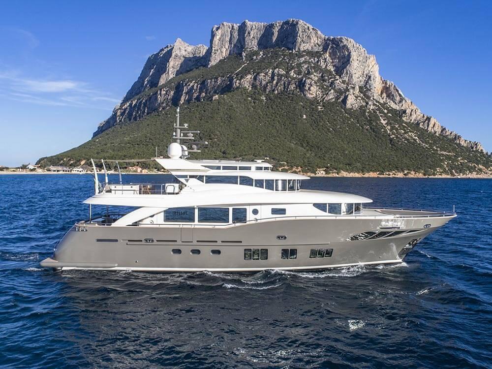 Navetta 26 Convertibile Filippetti Yacht Home