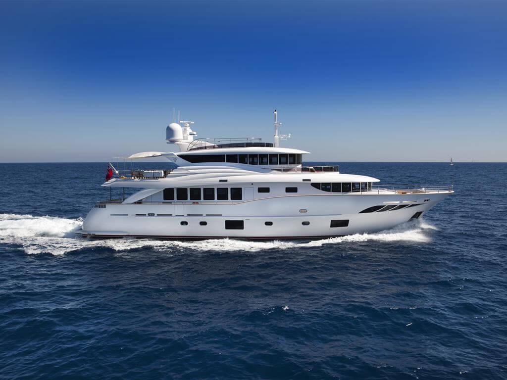 Navetta 30 Filippetti Yacht Home
