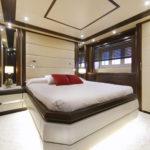 Guest Cabin Navetta 30 m Luxury Yacht