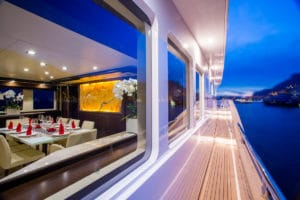 Filippetti N30 luxury yacht for sale