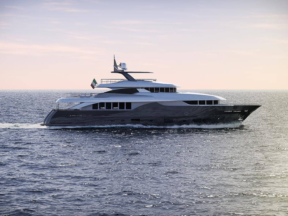Navetta 35 Filippetti Yacht Home