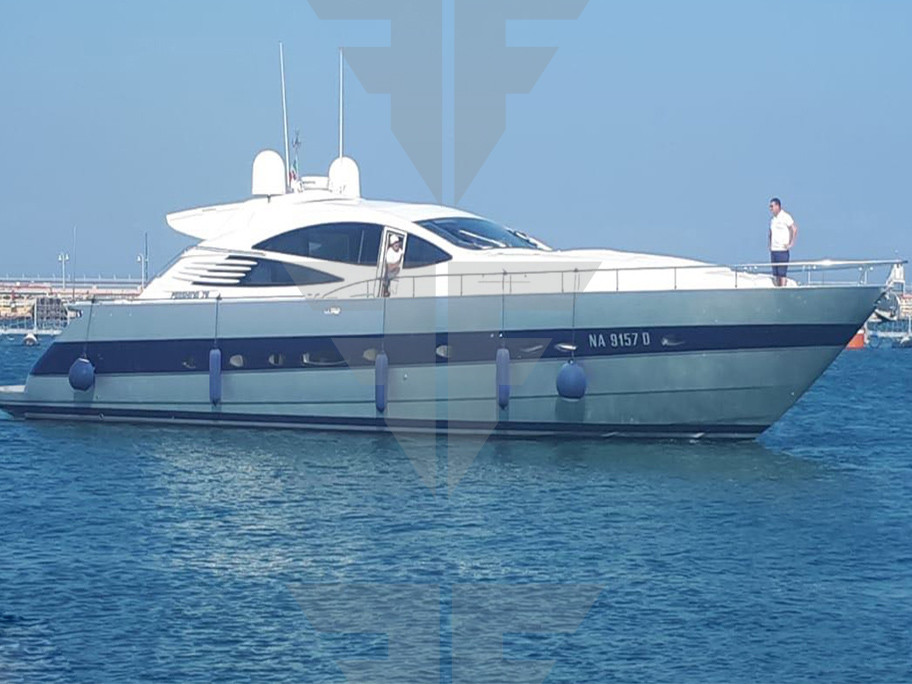 Pershing luxury yacht for sale
