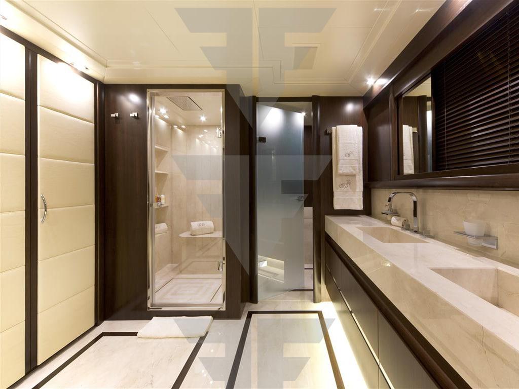 Luxury yacht for sale Navetta 30 meters