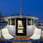 Private Owner space - Custom Yacht