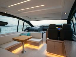 Salone Yacht Sport 55 piedi