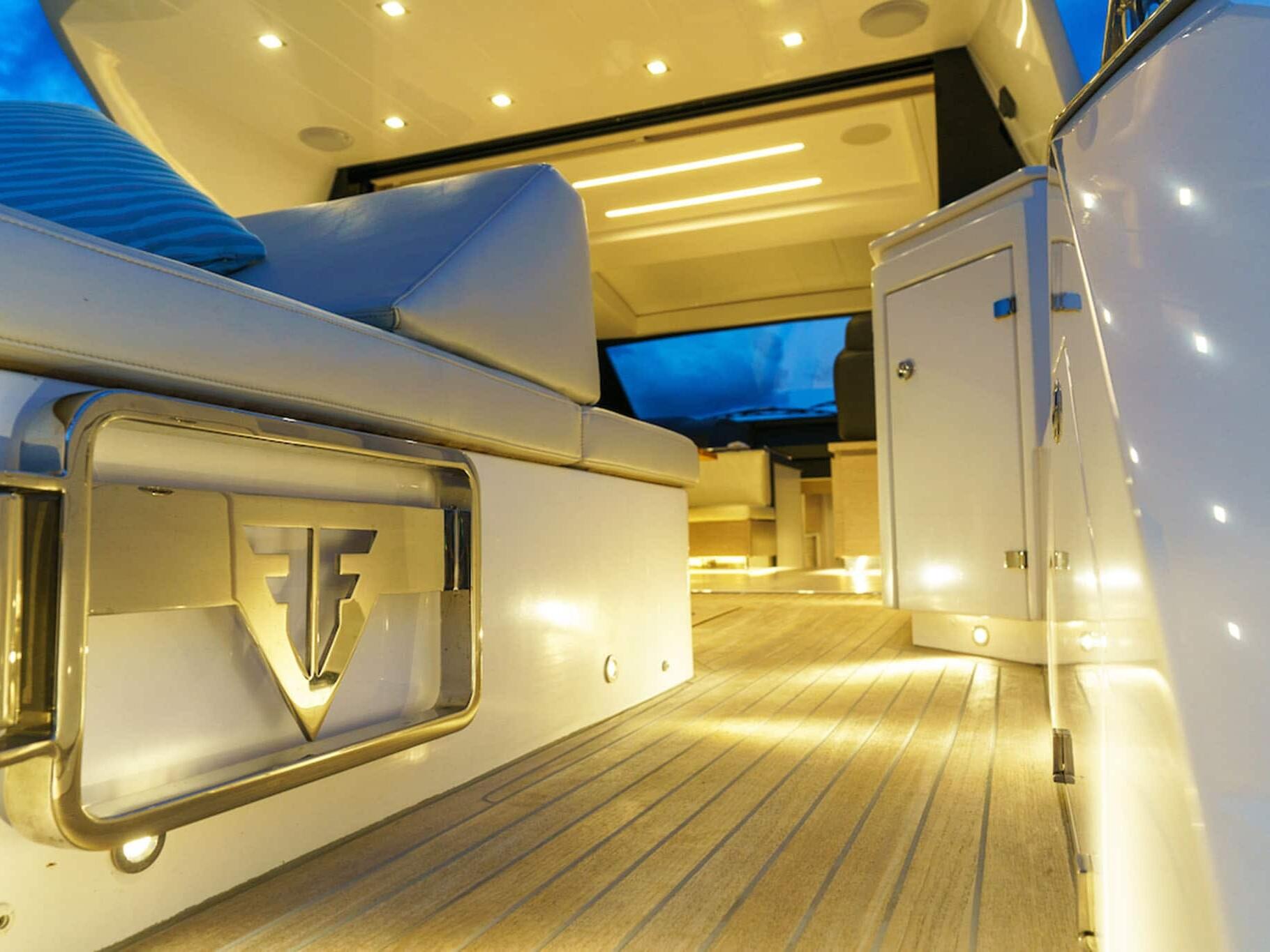 Sport 55 Filippetti Yacht