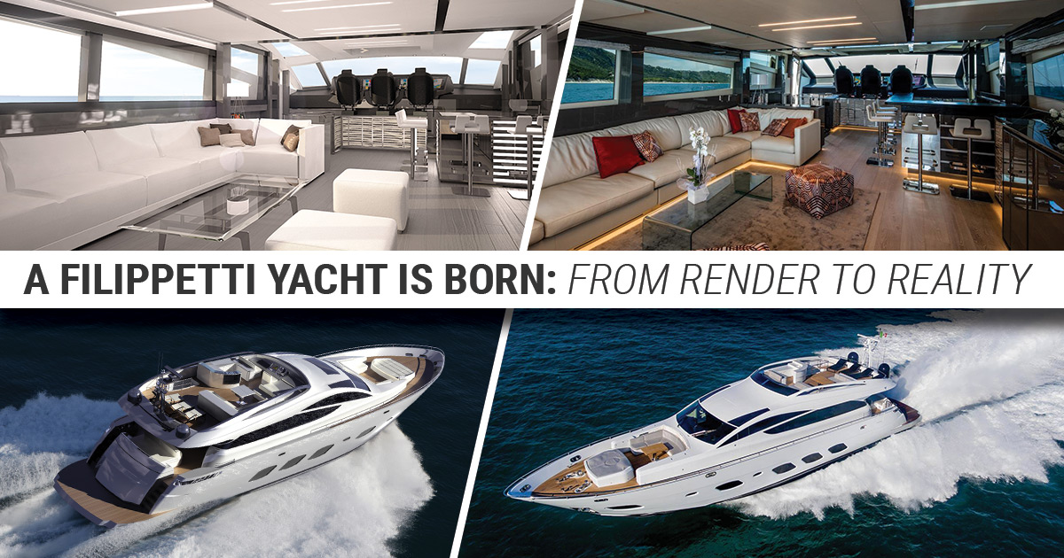 How to design a custom yacht