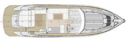 Main Deck Sport Yacht S55