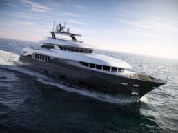 Luxury Yacht Navetta 35 meter