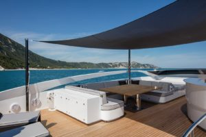 Filippetti F93 Luxury Yacht with performance