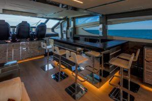 Sgabelli poltrona frau yacht