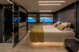 flybridge yacht for sale