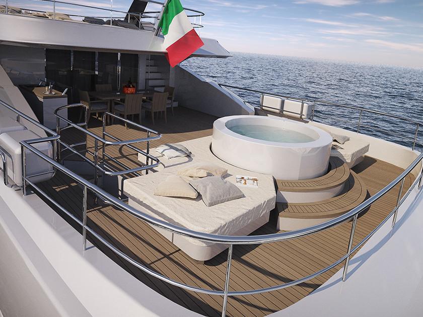 Navetta 35 meters Yacht