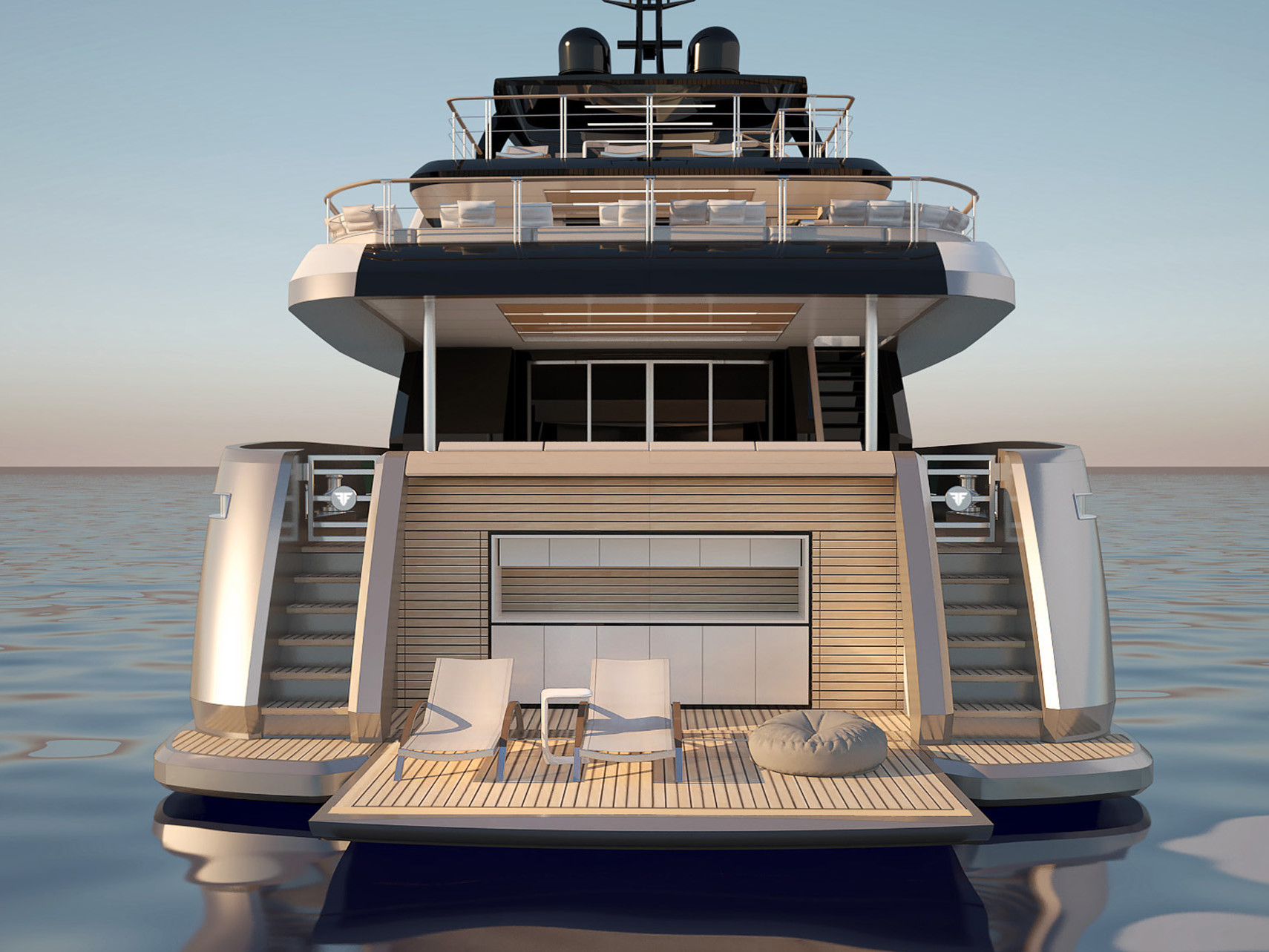 Explorer Yacht Fully customizable