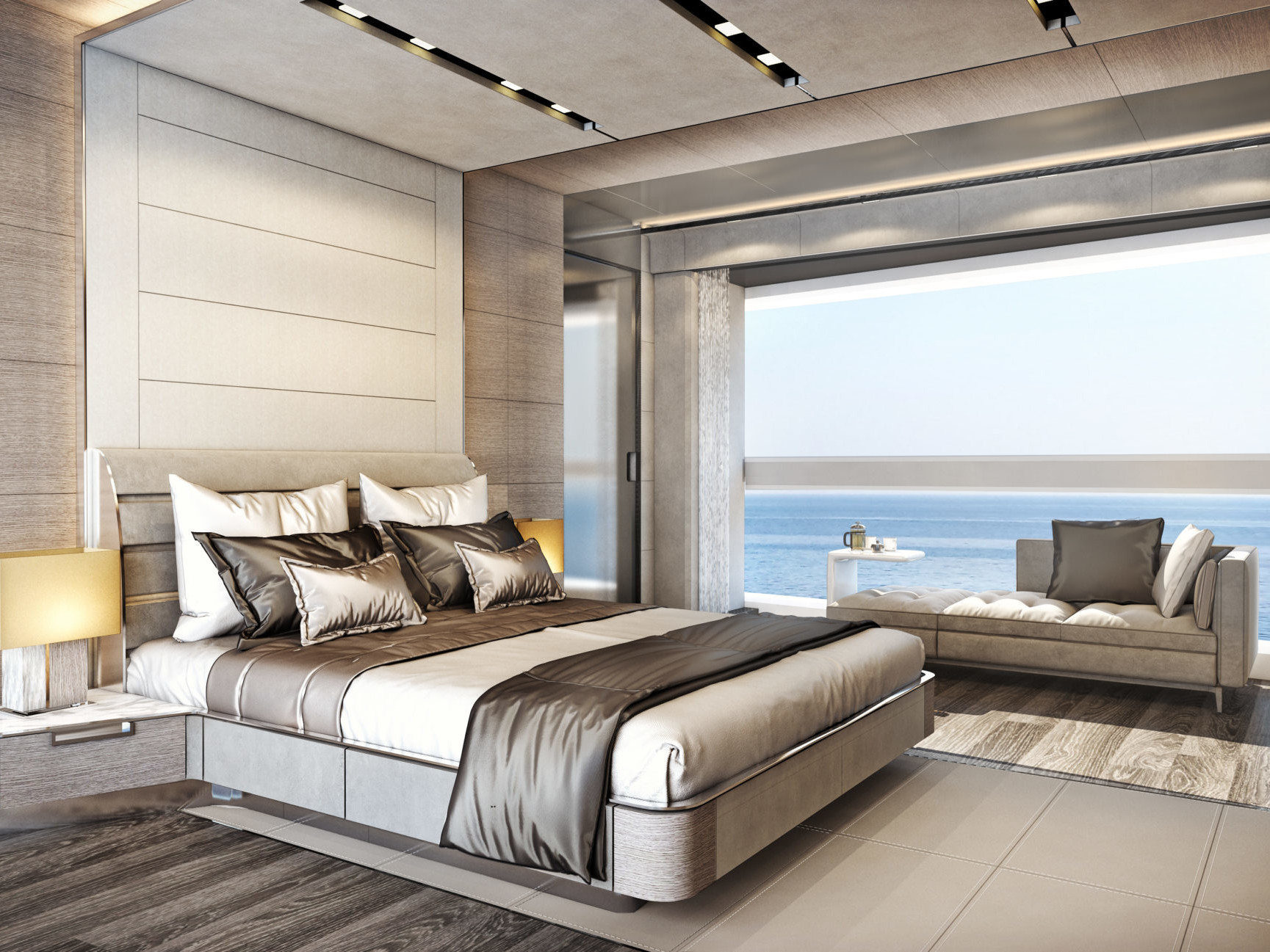 Luxury Yacht Explorer 32 meters Customizable (1)