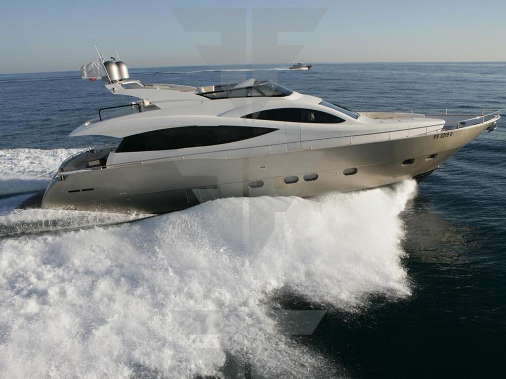 Yacht for sale Flybridge