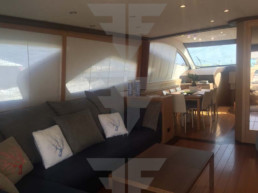 Open fly luxury yachts