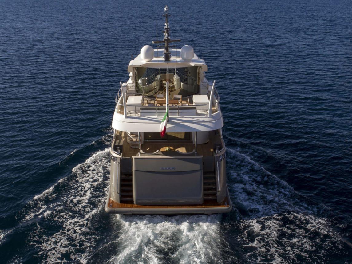Navetta Luxury Yacht For Sale