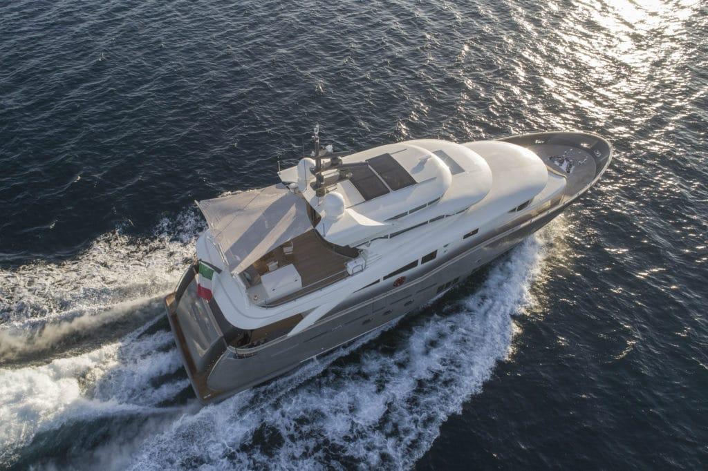 Navetta Yacht Luxury Italian Style