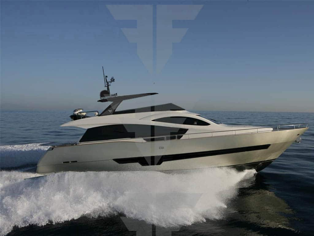 Fly bridge Yacht in vendita