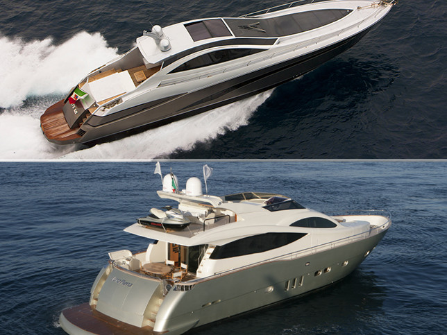 Fly Bridge versus Sport Yacht