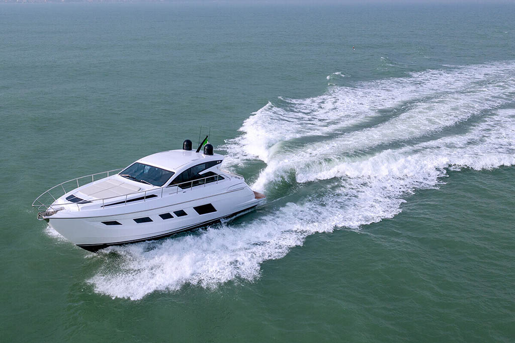 Filippetti Sport Yacht 55